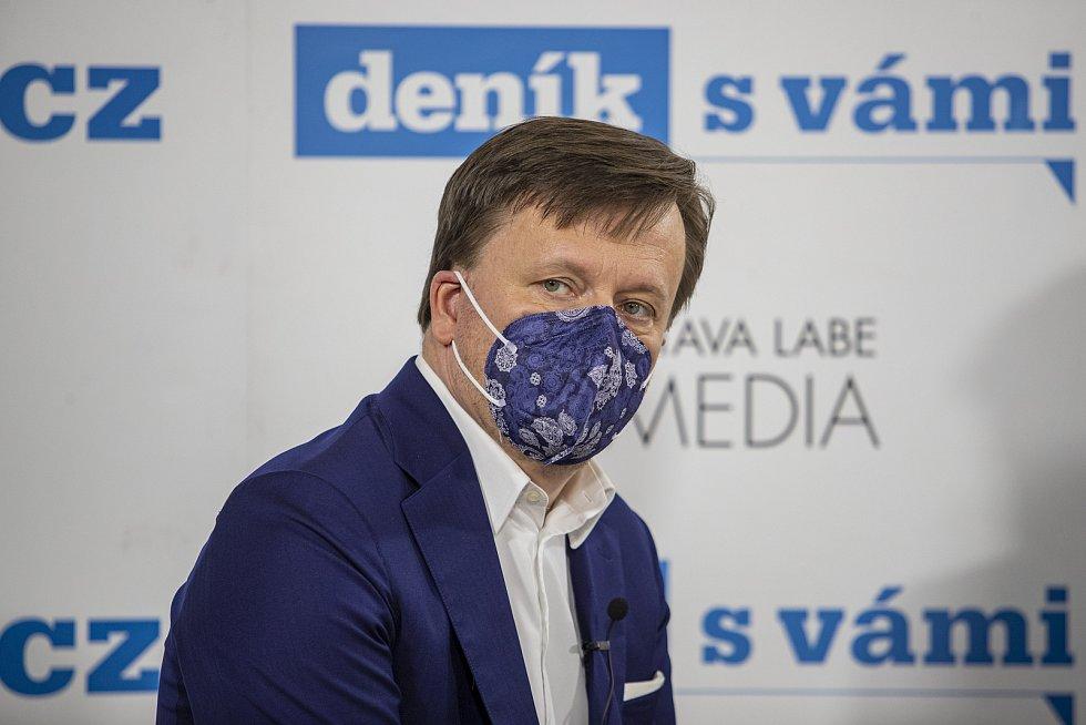 On-line debata Deníku na téma Nebezpečné silnice v Česku. Jan Matoušek