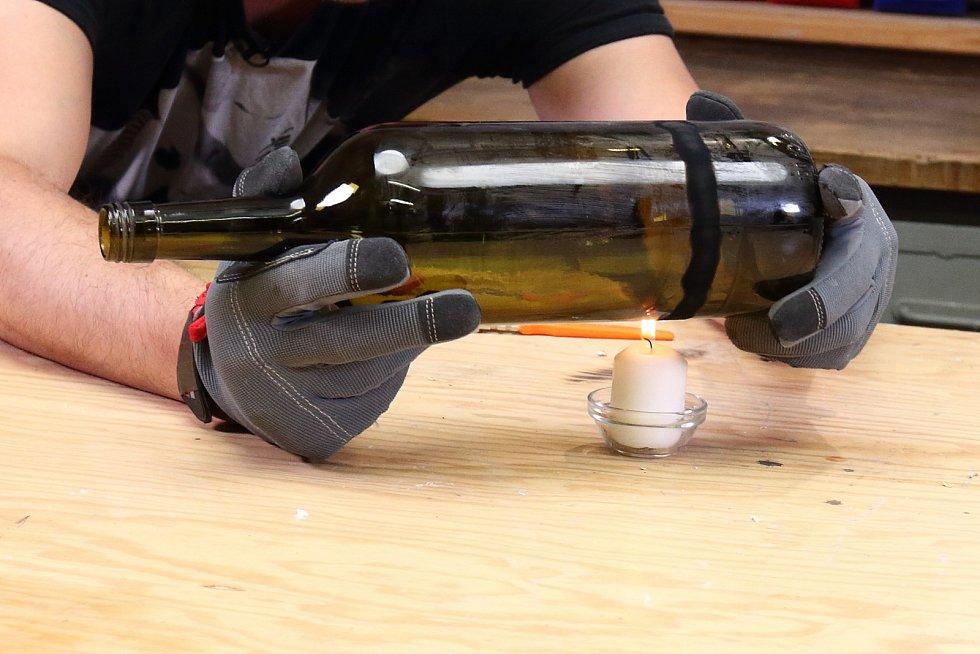 V pořadu Receptář prima nápadů ukázali, jak se vyrábí dekorační svícen.