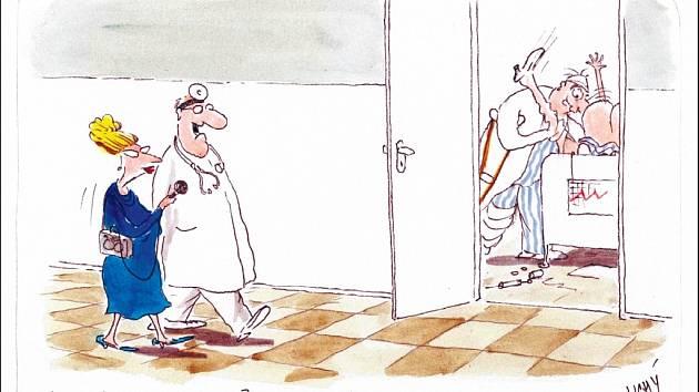 Spoluúčast pacienta? …usilovně na tom pracujeme.