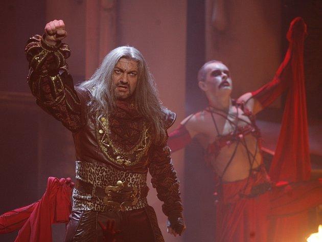 Muzikál Dracula.