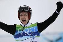 Simon Ammann si doplachtil pro třetí zlatou olympijskou medaili kariéry.