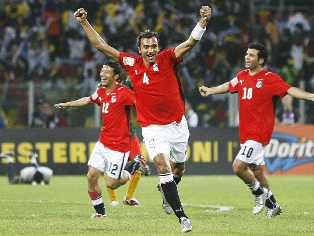 Egyptští fotbalisté právě obhájili prvenství na Africkém poháru národů.