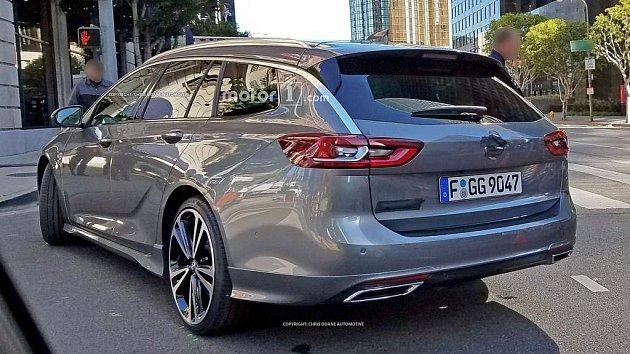 Opel Insignia Sports Tourer.