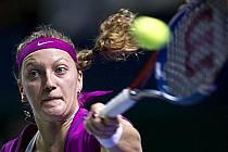 Petra Kvitová postoupila do finále Turnaje mistryň.