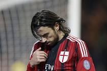 Cristian Zaccardo z AC Milán