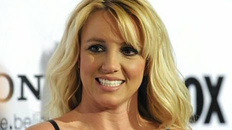 Zpěvačka Britney Spearsová