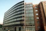 Budova Nejvyšší kontrolní úřad (NKÚ) v Jankovcově ulici, Praha 7