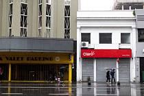 Zavřené obchody v Buenos Aires kvůli výpadku elektřiny