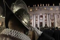 Římskokatolická církev má nového papeže.