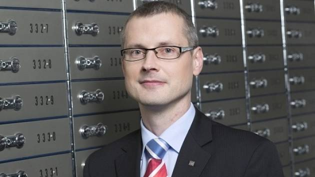 Viceguvernér ČNB Vladimír Tomšík.