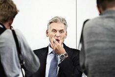 Ředitel Danske Bank Thomas Borgen