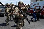 Střelba u Walmartu v texaském El Pasu
