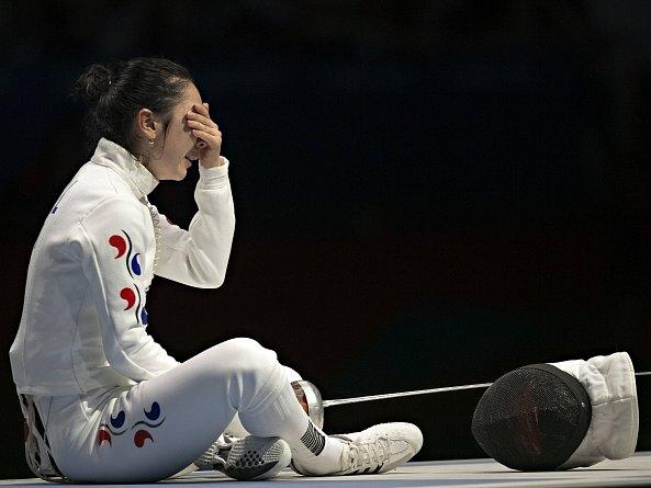 Korejku Sin A Lam podle všeho okradli o finále kordu rozhodčí.