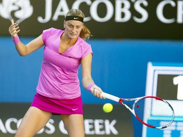Petra Kvitová prohrála hned na úvod Australian Open