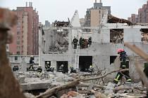 Výbuch ve městě Ning-po