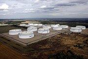 Centrální tankoviště ropy Nelahozeves II.
