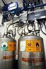 Transportní nádrže pro kontrolu kvality ropy