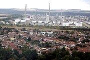 Rafinérie Kralupy nad Vltavou