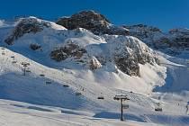 Rakouská obec Ischgl ve spolkové zemi Tyrolsko