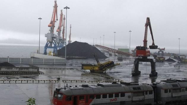Uhlí v KLDR