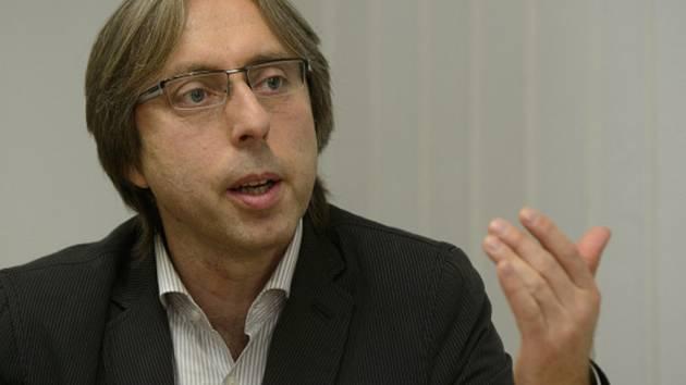 Národní protidrogový koordinátor Jindřich Vobořil.