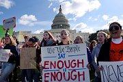 Pochod za naše životy ve Washingtonu