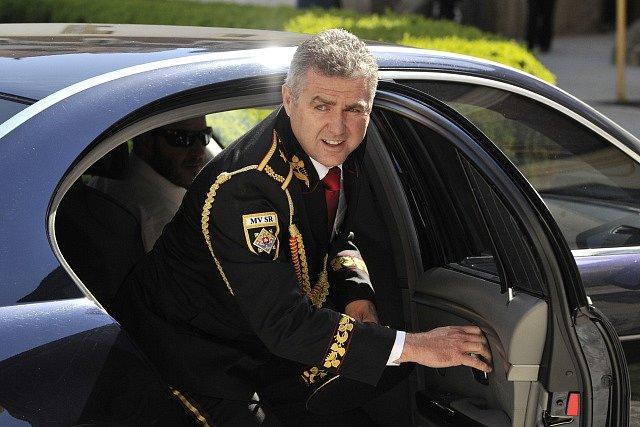 Policejní prezident Tibor Gašpar