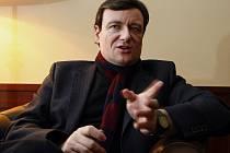 Hejtman Středočeského kraje a poslanec za ČSSD David Rath.