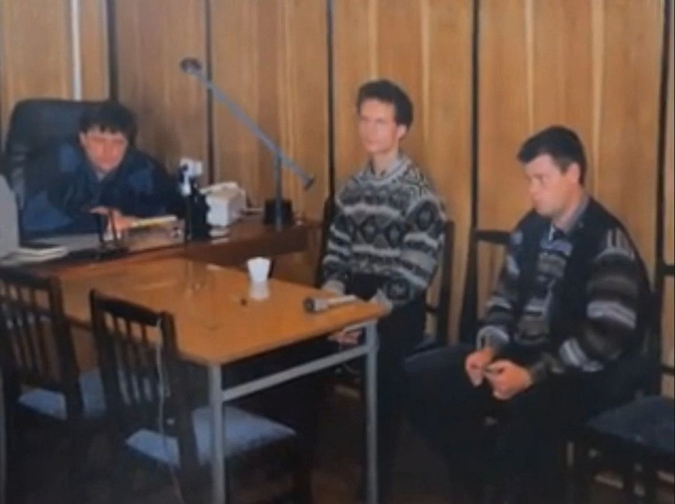 Vyšetřování Eduarda Vasiljeviče Šemjakova
