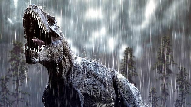 Jedním z největších masožravých dinosaurů (teropodů) a zároveň jedním z největších suchozemských predátorů všech dob byl Tyrannosaurus rex