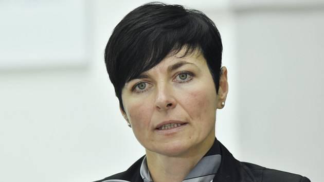 Vrchní státní zástupkyně Lenka Bradáčová