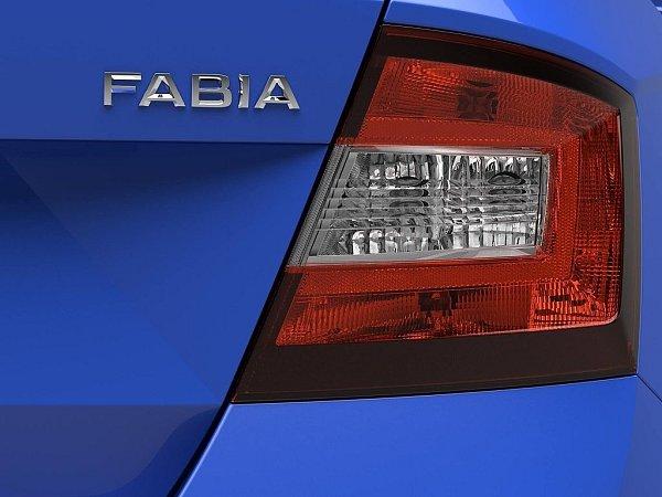 Škoda Fabia.
