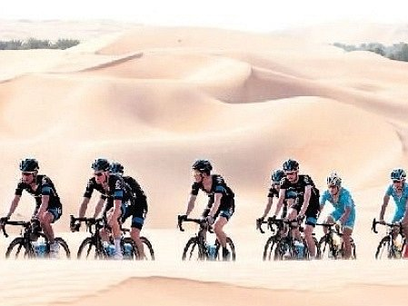 Cyklisty čekají na mistrovství světa nelehké podmínky, aktuálně panují v Kataru teploty těsně pod čtyřicet stupňů. Elitní závod mužů se tak možná dočká i svého podstatného zkrácení.