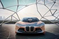 Studie BMW Vision Next 100.