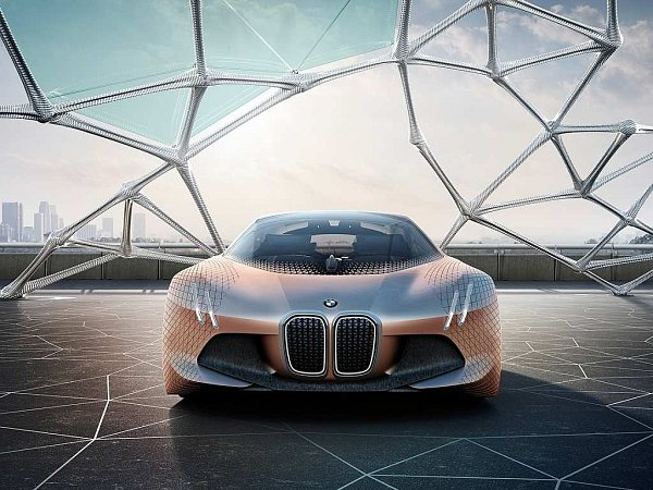 Studie BMW Vision Next 100.