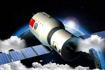 Experimentální vesmírná stanice Tchien-kung 1.