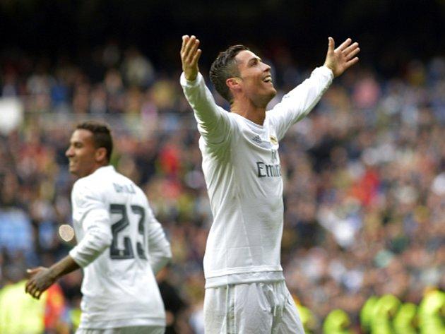 Cristiano Ronaldo sestřelil čtyřmi góly Celtu Vigo.