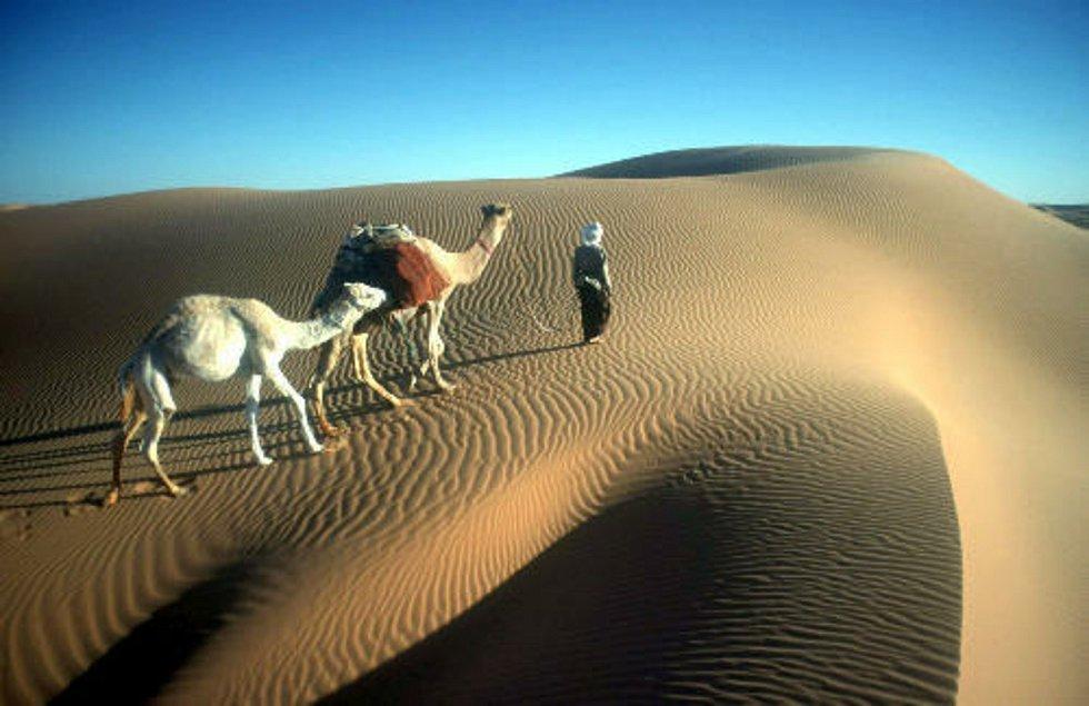 Písek ze Sahary ovlivní kvalitu ovzduší v Česku