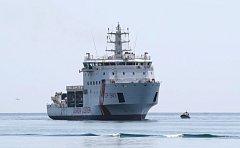 Loď italské pobřežní stráže Diciotti má na palubě 177 migrantů.