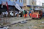 V somálském Mogadišu vybuchla bomba v autě