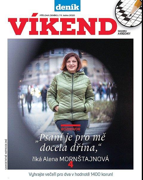 Titulní strana magazínu