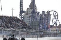 Formule v Soči: Lewis Hamilton