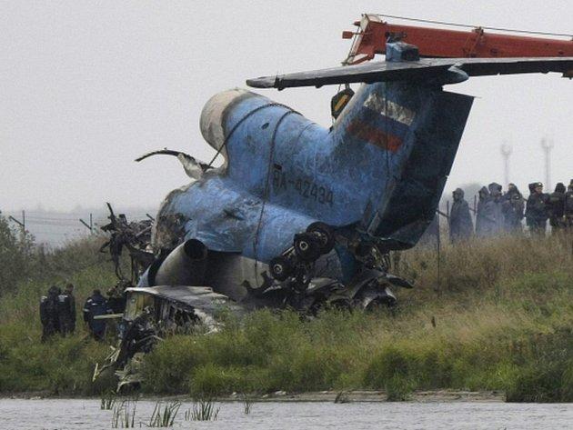 Jediný obžalovaný v kauze tragické havárie letounu Jak-42 s hokejisty klubu Lokomotiv Jaroslavl ze září 2011 dostal dnes trest pěti let odnětí svobody.