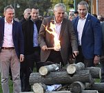 Masarykova vatra k výročí úmrtí prvního prezidenta
