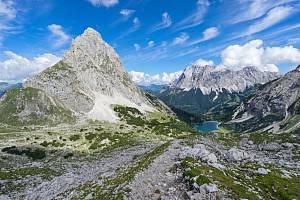 Rakouské Alpy - Ilustrační foto