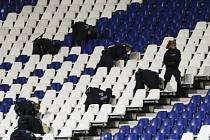 Německo - Nizozemsko: Dění před zápasem, který se nakonec nehrál