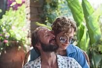 Marianne a Harry oslněni sluncem