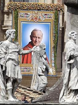Jan Pavel II. byl prohlášen za blahoslaveného.