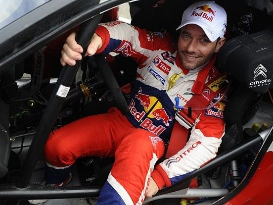 Zřejmě nejlepší pilot rallye v historii - Sebastien Loeb.