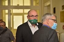 Ostře sledovaný soud ohledně údajných manipulací se sportovními dotacemi. Miroslav Pelta.